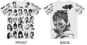 TOUR限定Tシャツ